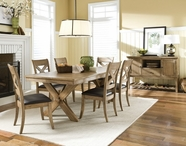 Legacy Classic 2770-121-140KD Barrington Dining Set