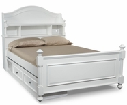 Legacy Classic 2830-4804K Madison Complete Bookcase Bed Full 4/6
