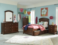 Legacy Classic 2880-4103K-1100-0100 Impressions Bedroom Set