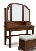 Legacy Classic 2880-6100-6201 Impressions Desk and Vanity Mirror