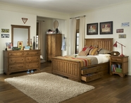 Legacy Classic 2961-4103K-1100-0100 Timber Lodge Bedroom Set