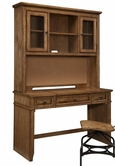 Legacy Classic 2961-6100-6200 Timber Lodge Desk and Hutch