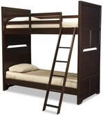 Legacy Classic 2970-8110K Benchmark Complete Twin over Twin Bunk Bed
