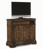 Legacy Classic 3100-2800 Pemberleigh Media Chest (2 Doors w/Adj. Shelf, 1 Shelf, Cord Access)