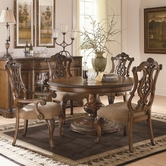 Legacy Classic 3100-521K-140Kd Pemberleigh Formal Dining Set