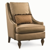 Legacy Classic 3100-902 Pemberleigh Accent Chair (1-19Wx12H Throw Pillow Included)