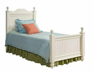 Legacy Classic 481-4204K Summer Breeze Complete Low Poster Bed Full 4/6