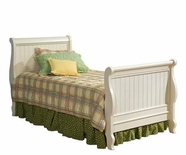 Legacy Classic 481-4304K Summer Breeze Complete Sleigh Bed Full 4/6