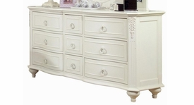 Legacy Classic 485-1100C Enchantment 9 Drawer Dresser