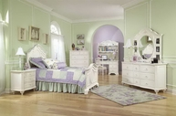 Legacy Classic 485-4203K-1100C-0300C Enchantment Bedroom Set