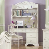 Legacy Classic 485-6100C-6200C Enchantment Computer Desk and Hutch
