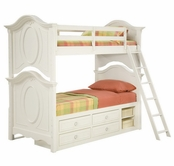 Legacy Classic 488-8130K Enchantment Complete Twin over Twin Bunk