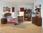 Legacy Classic 490-4103K-1100C-0300C American Spirit Bedroom Set