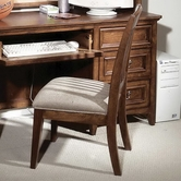 Legacy Classic 490-640 KD American Spirit Upholstered Desk/Loft Chair