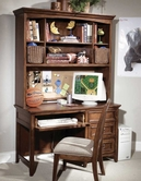 Legacy Classic 6100C-6200C American Spirit Computer Desk and Hutch