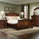 Legacy Classic 800-4305K-1200C-0100C Heritage Court Bedroom Set