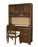 Legacy Classic 892-6100C-6200C Newport Beach Computer Desk and Hutch