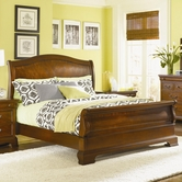 Legacy Classic 9180-4305K Evolution Complete Sleigh Bed Queen 5/0