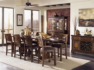 Legacy Classic 931-940K-946 Larkspur Counter Height Dining Set