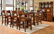 Legacy Classic 9440-940K-945 Woodland Ridge Counter Height Dining Set