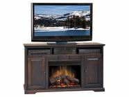 "Legends Furniture BW5101.DNC Brentwood 64"" Fireplace Console"