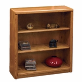 Legends Furniture CC6636.LTO Bookcase w/ 2 adj. shelves
