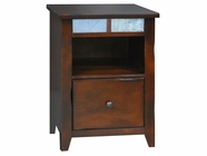 Legends Furniture FC6805.DNC Fire Creek One Drawer File Cabinet