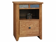 Legends Furniture OC6805.GDO Oak Creek File Cabinet