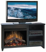 "Legends Furniture UL5105.MOC Urban Loft 55"" Fireplace Console"