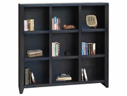 Legends Furniture UL6203.MOC Urban Loft 9 Cubicle Bookcase