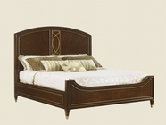 Lexington 01-0338-143C St. Tropez Palais Panel Bed 5/0 Queen