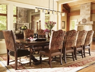 Lexington 01-0455-877-880-01 Fieldale Lodge Rectangular Dining Set