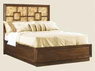 Lexington 01-0458-133C Mirage Harlow Panel Bed 5/0 Queen