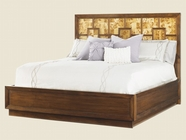 Lexington 01-0458-134C Mirage Harlow Panel Bed 6/6 King