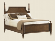 Lexington 01-0460-173C Quail Hollow Georgetown Poster Bed 5/0 Queen