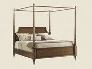Lexington 01-0460-174C Quail Hollow Georgetown Poster Bed 6/6 King