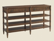 Lexington 01-0460-966 Quail Hollow Auburn Console Table