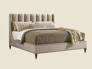 Lexington 01-0706-143C Tower Place Barrington Upholstered Platform Bed, 5/0 Queen