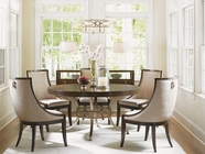 Lexington 01-0706-875C-884-01 Tower Place Round Dining Set