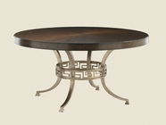 Lexington 01-0706-875C Tower Place Regis Round Dining Table