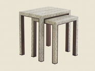 Lexington 01-0706-957 Tower Place Adler Nesting Tables