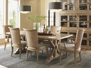Lexington 01-0830-877-882-01 Monterey Sands Walnut Creek Dining Set