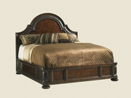 Lexington 01-0900-133C Florentino Cavallino Platform Bed 5/0 Queen