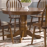 Liberty 10-P510-T510 Round Pedestal Table