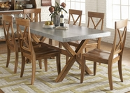 Liberty 119-T3876 Trestle Table