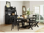 Liberty 126-P4084-T4084-4XC3000S Sundance Lake Trestle Table Dining set