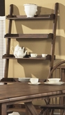 Liberty 139-Bk202 Farmhouse Leaning Bookcase