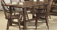 Liberty 139-T4002 Farmhouse Trestle Table