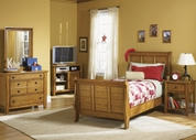 Liberty 176-BR11-30-50 Furniture Grandpa's Cabin Youth Bedroom (176-YBR)