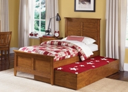 Liberty 176-BR17-18-75 Full Panel Bed